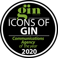 Ally receives Icons of Gin 2020 Award for Mataroa Gin